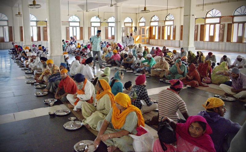 Langar - The Feast of Piety in Punjab