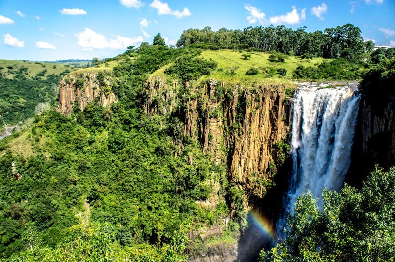 The Howick Falls