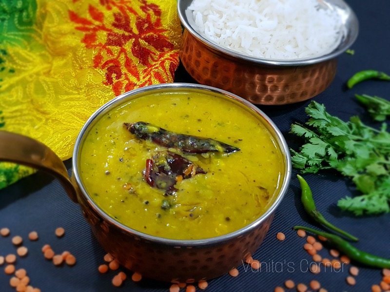 Five-Ingredient Dal