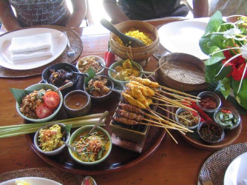 Foods to Try in Bali