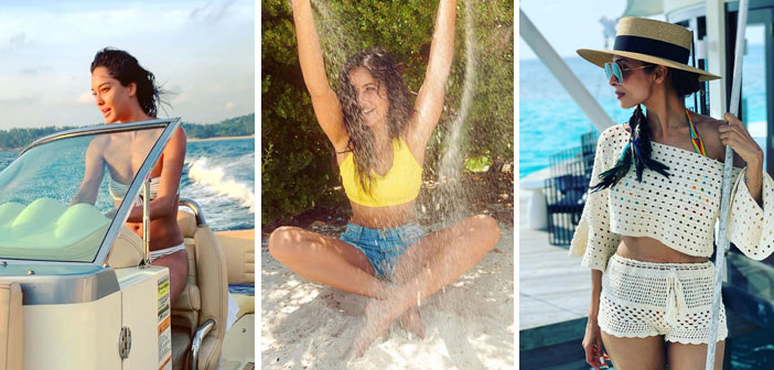 Summer Vacations and Travel Plans – Celerbrity Style